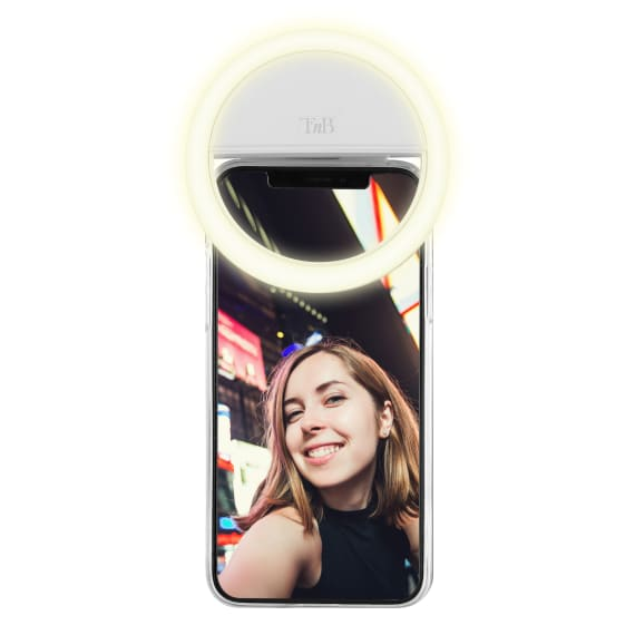 Smartphone LED ring