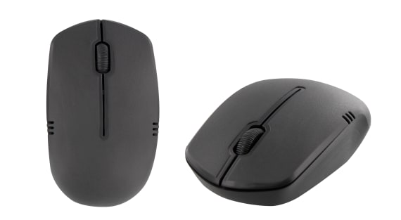 Wireless mouse CLICKY