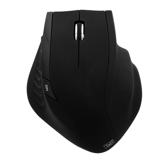 Wireless ergonomic mouse