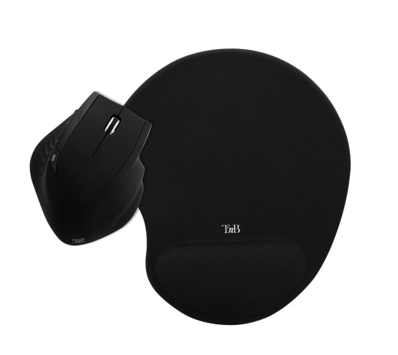 ERGO PACK WIRELESSE MOUSE + MOUSEPAD