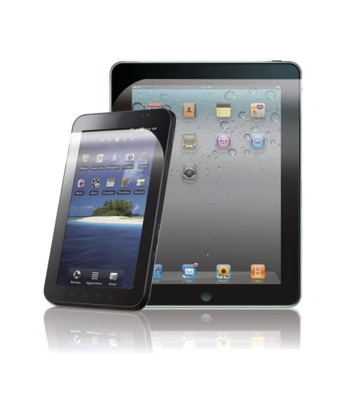 """Universal tablet screen protector up to 12 """""""