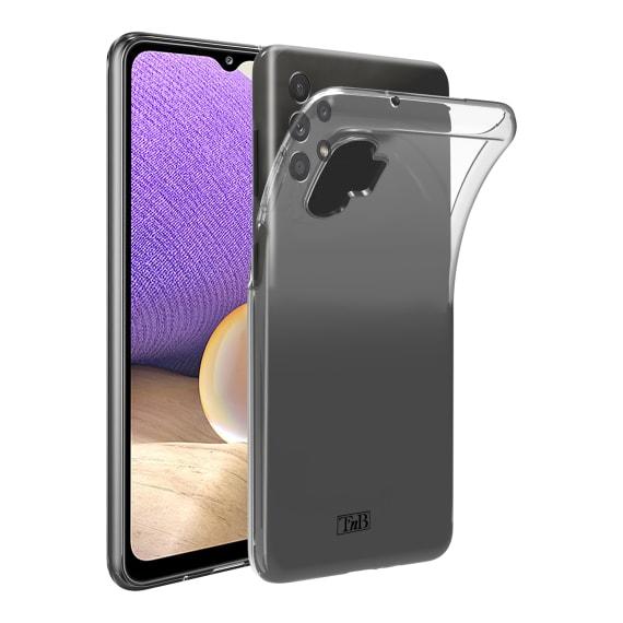 Samsung A32 5G transparent soft case