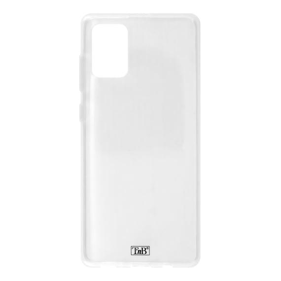 Samsung A71 transparent soft case