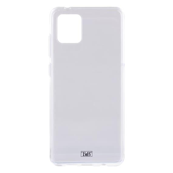 Coque souple transparente pour Samsung Galaxy Note 10 Lite