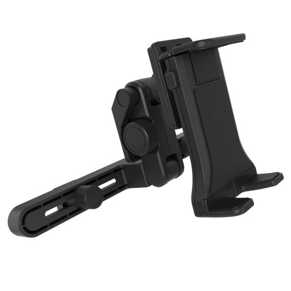 Support mâchoire pour appui-tête compatible smartphone et tablette