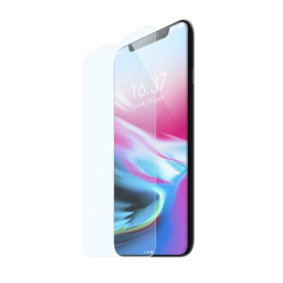 Protection en verre trempé pour iPhone XR