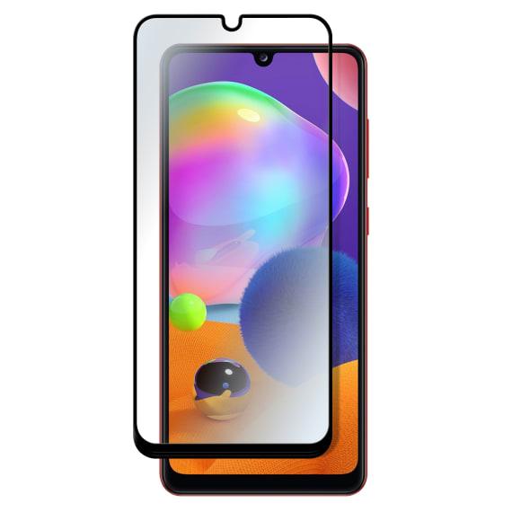 Protection intégrale en verre trempé pour Samsung Galaxy A31
