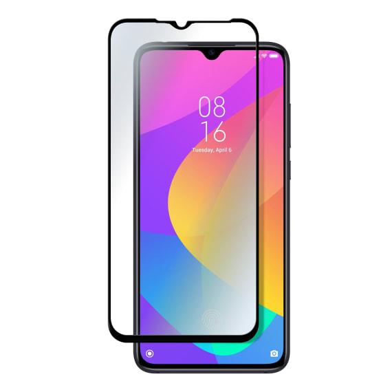Protection intégrale en verre trempé pour Xiaomi Mi 9 Lite