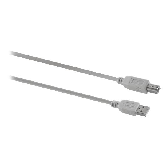 Câble USB A mâle / USB B mâle 3m