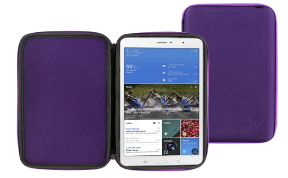 """Sleeve for tablet 7"""" SUBLIM purple"""