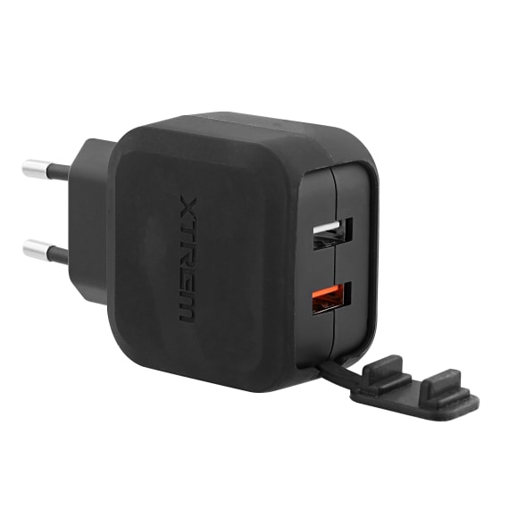 Strong 2 USB-A wall charger 30W