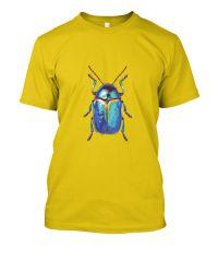 Blue Green Bug