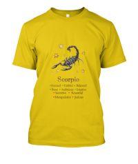 Scorpio Light