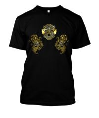 Golden Barongs Batik