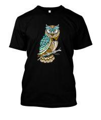 Owl Batik