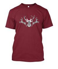 Deer Batik Dark