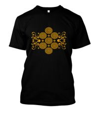 Golden Batik