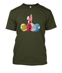 Rabbit and 4 Eggs