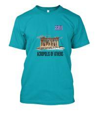 Acropolis of Athens Light