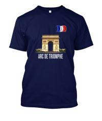 Arc de Triomphe Dark