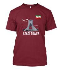 Azadi Tower Dark