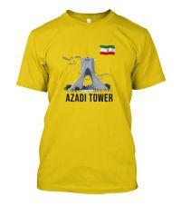 Azadi Tower Light