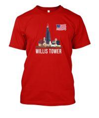 Willis Tower Dark