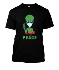 Came Peace Alien