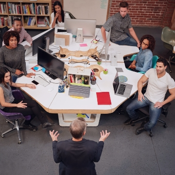 Reestructuración Startups