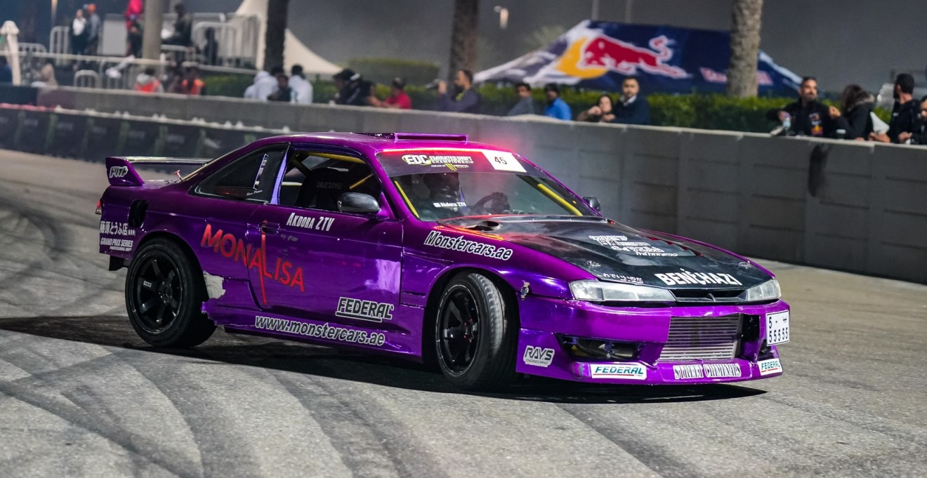 S14 Drift