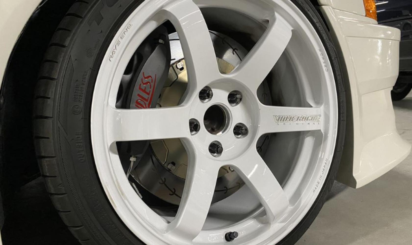 Chaser Wheel