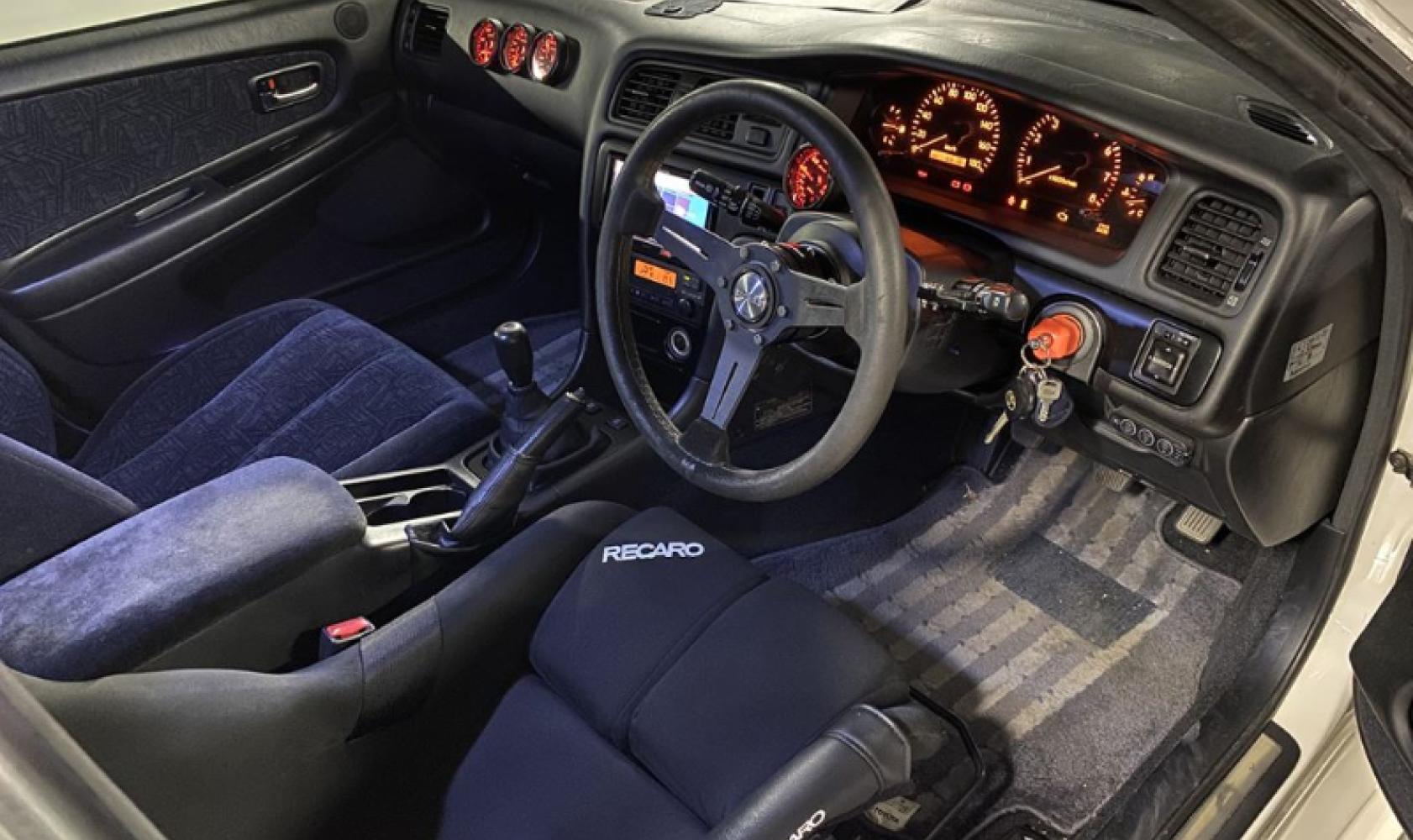 Chaser Interior
