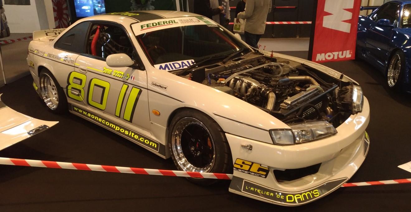 S14 Drift Monster