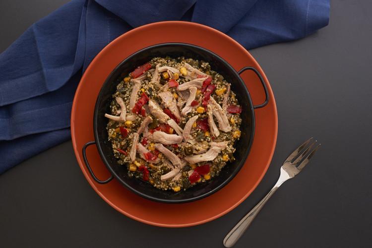 Pulled Pork White Quinoa