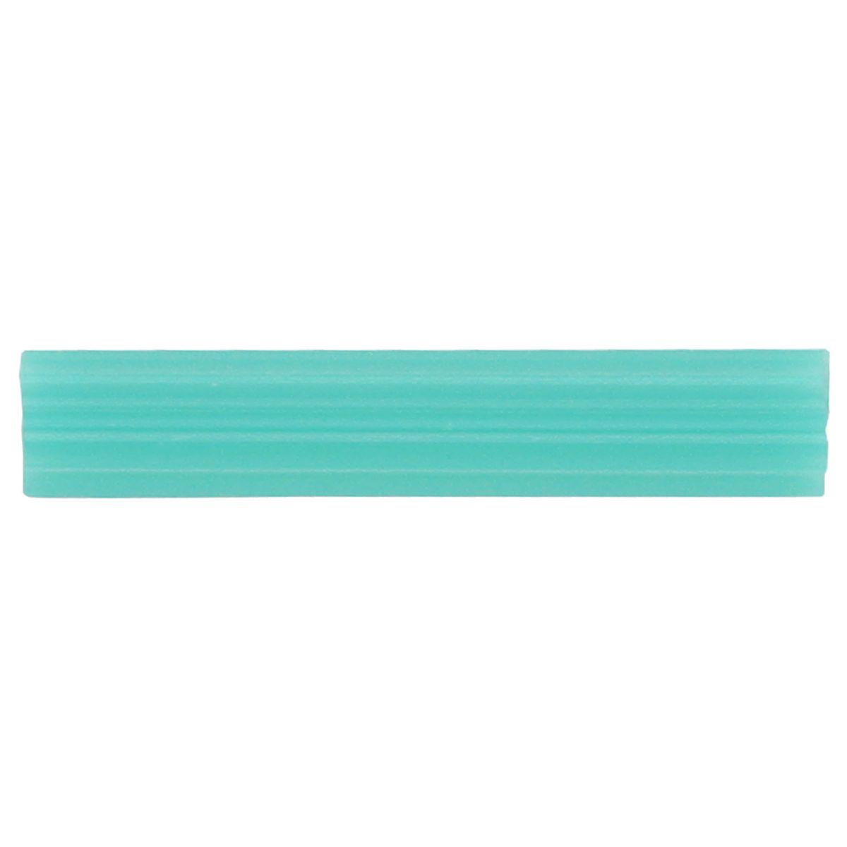 """#10-12 x 1"""" Fluted Screw Anchors — Plastic, 100/PKG"""