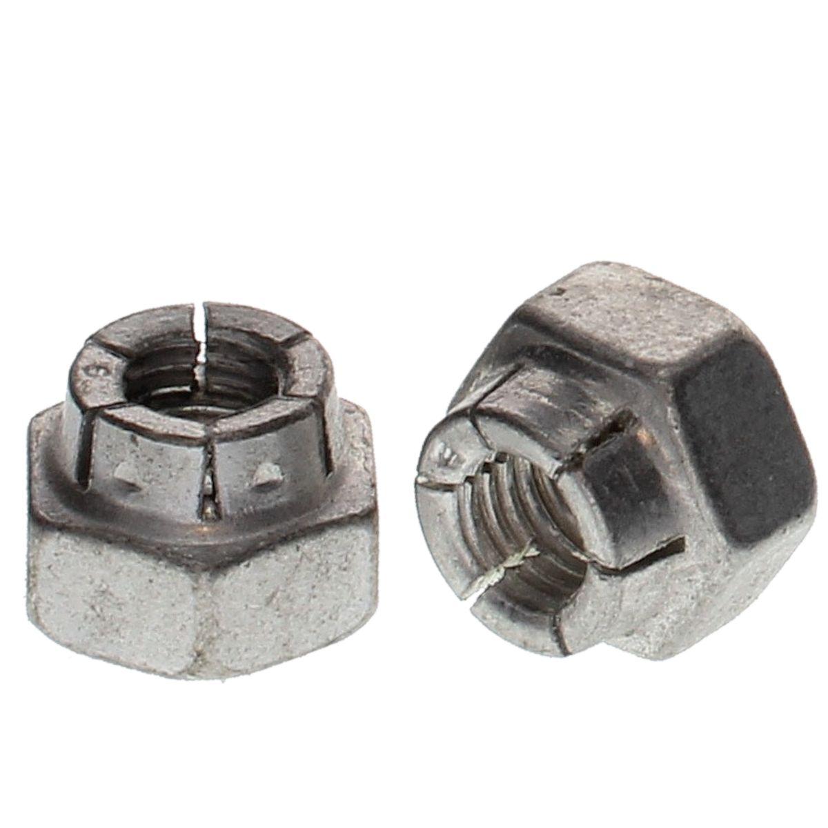 #10-32 Full Flexloc® Lock Nuts — Cadmium, Fine, 100/PKG
