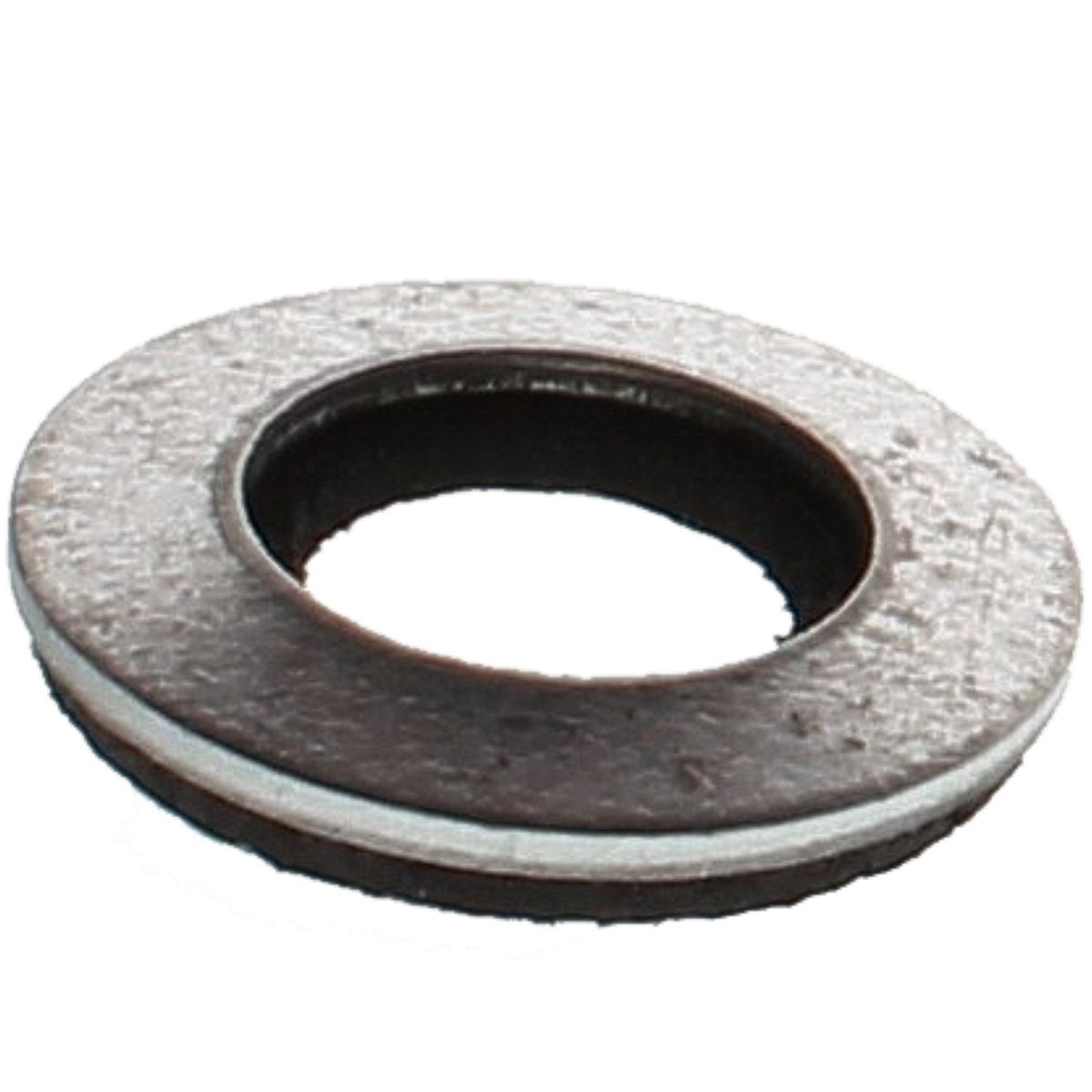 "#10 x 5/8"" Bonded Sealing Washers — Galvanized Steel/EPDM, 100/PKG"