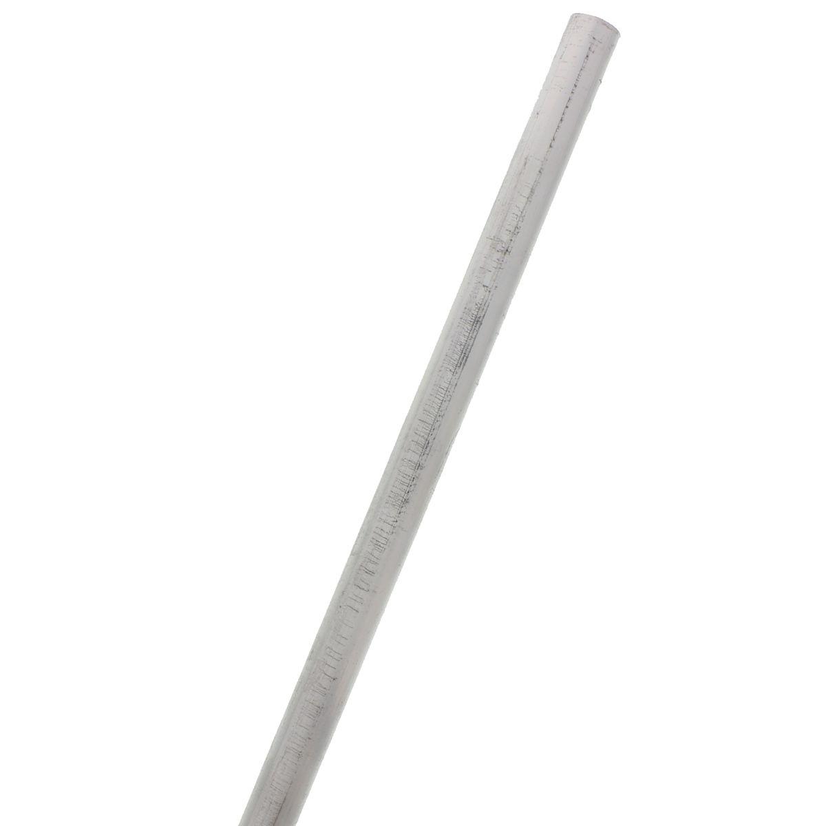 """1"""" x 4 ft. Length Round Tubing — 6063-T5 Aluminum"""