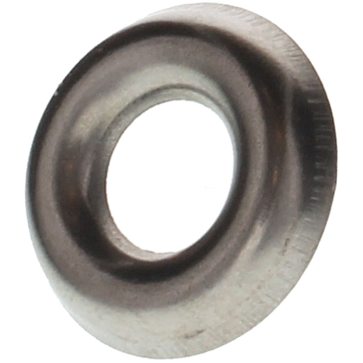 #14 Countersunk Finishing Washers — 18-8 Stainless Steel, 100/PKG