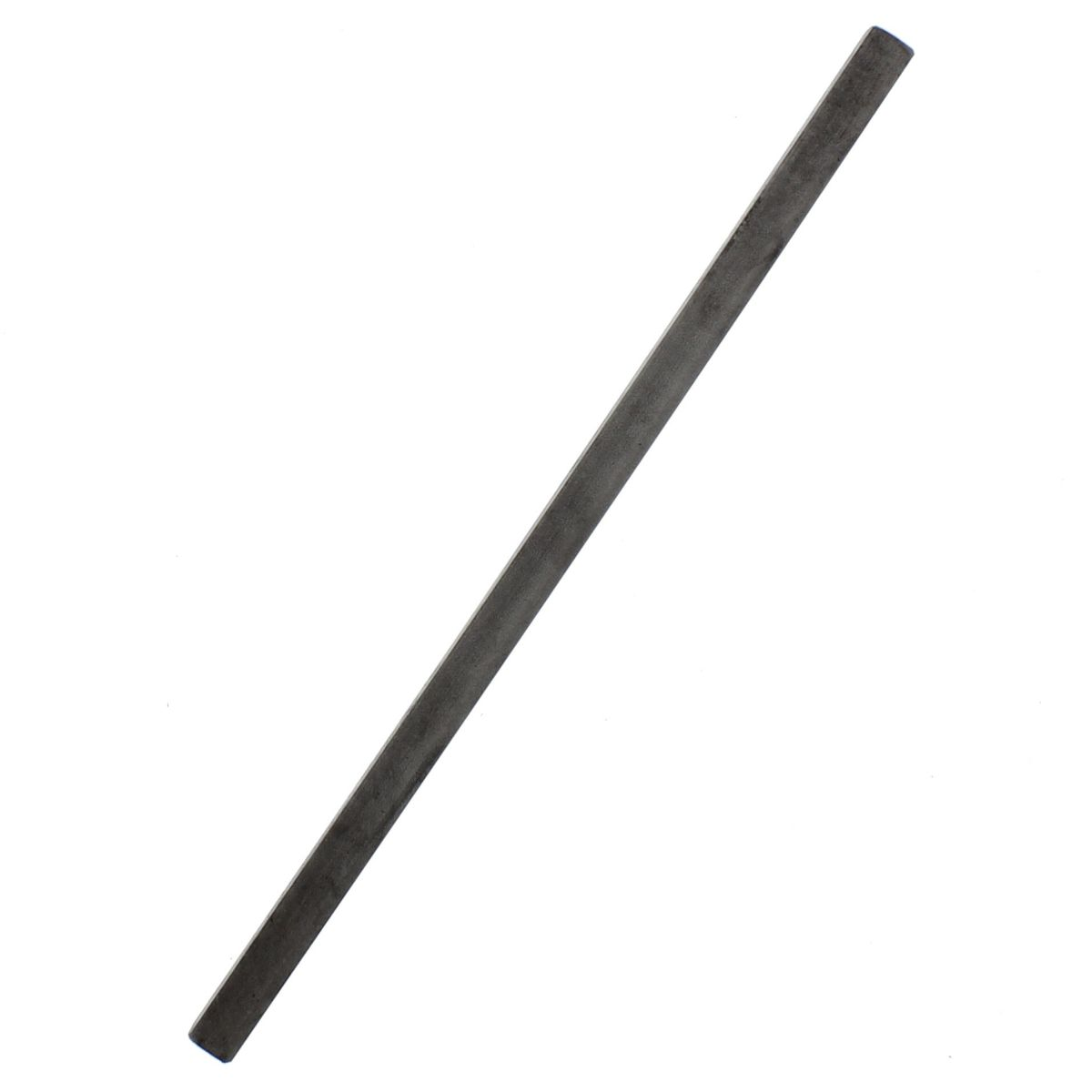 "1"" x 3 ft. Length Square Keystock — 304 Stainless Steel"