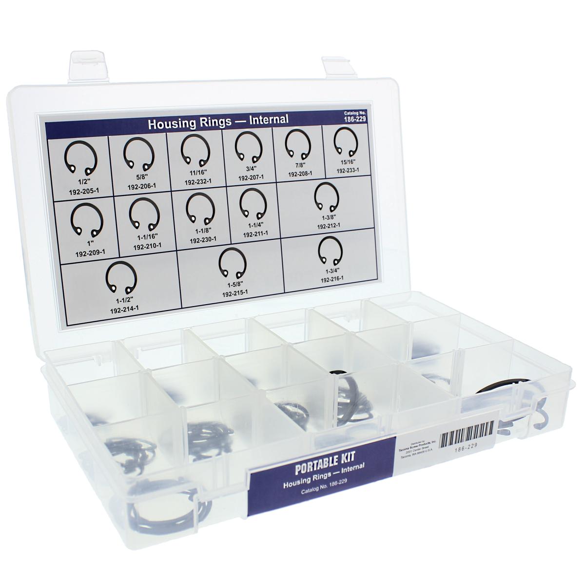 Housing Rings Portable Kit Assortment