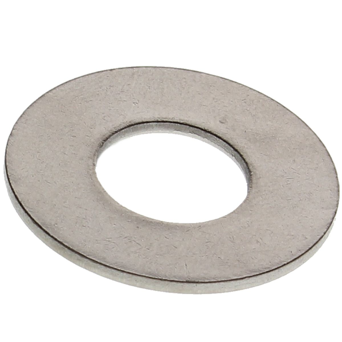 """1-1/8"""" x 2-1/2"""" x .120-.133"""" Flat Washers — Type 316 Stainless Steel, 1/PKG"""