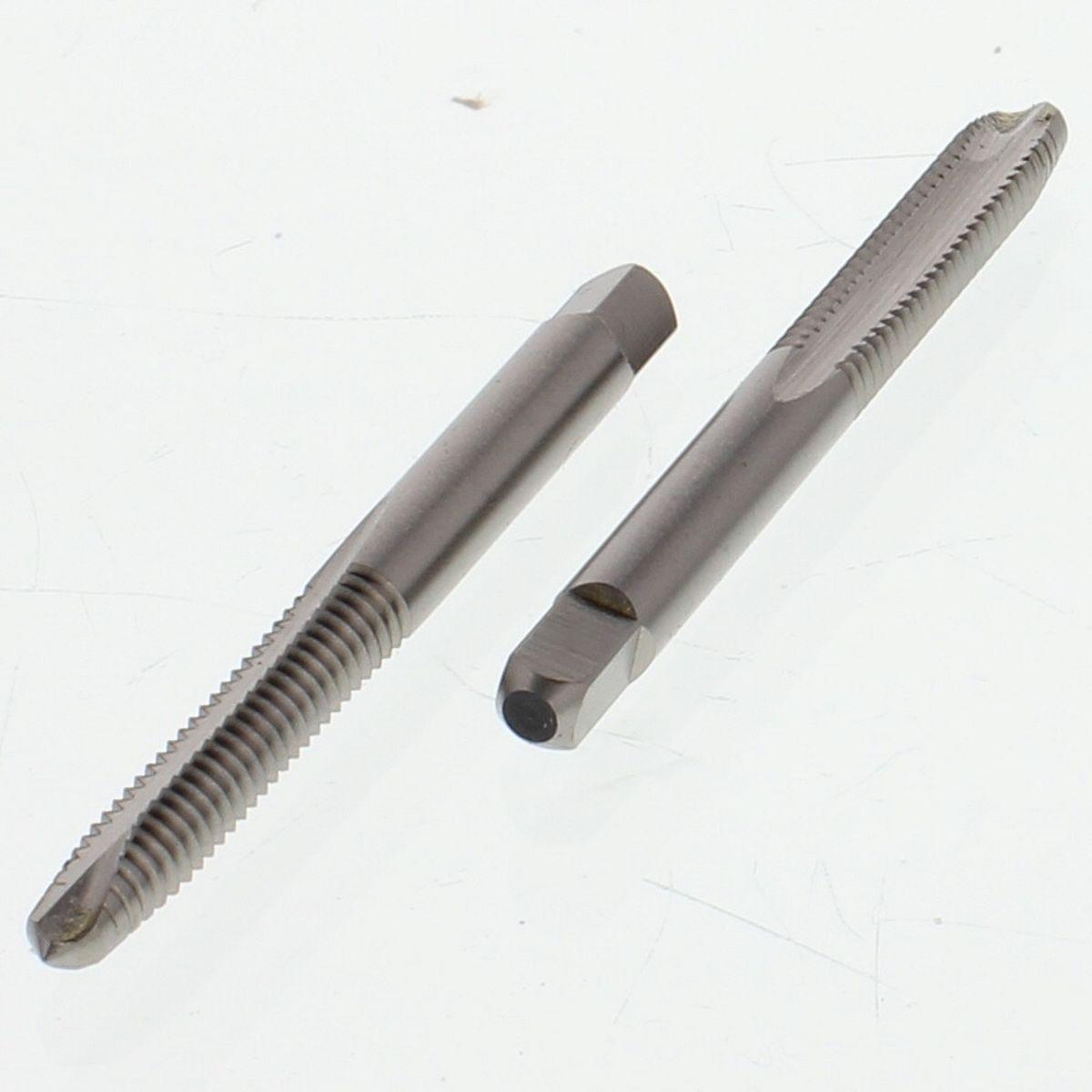#12-24 High Speed Steel  Machine Screw Spiral Point Tap