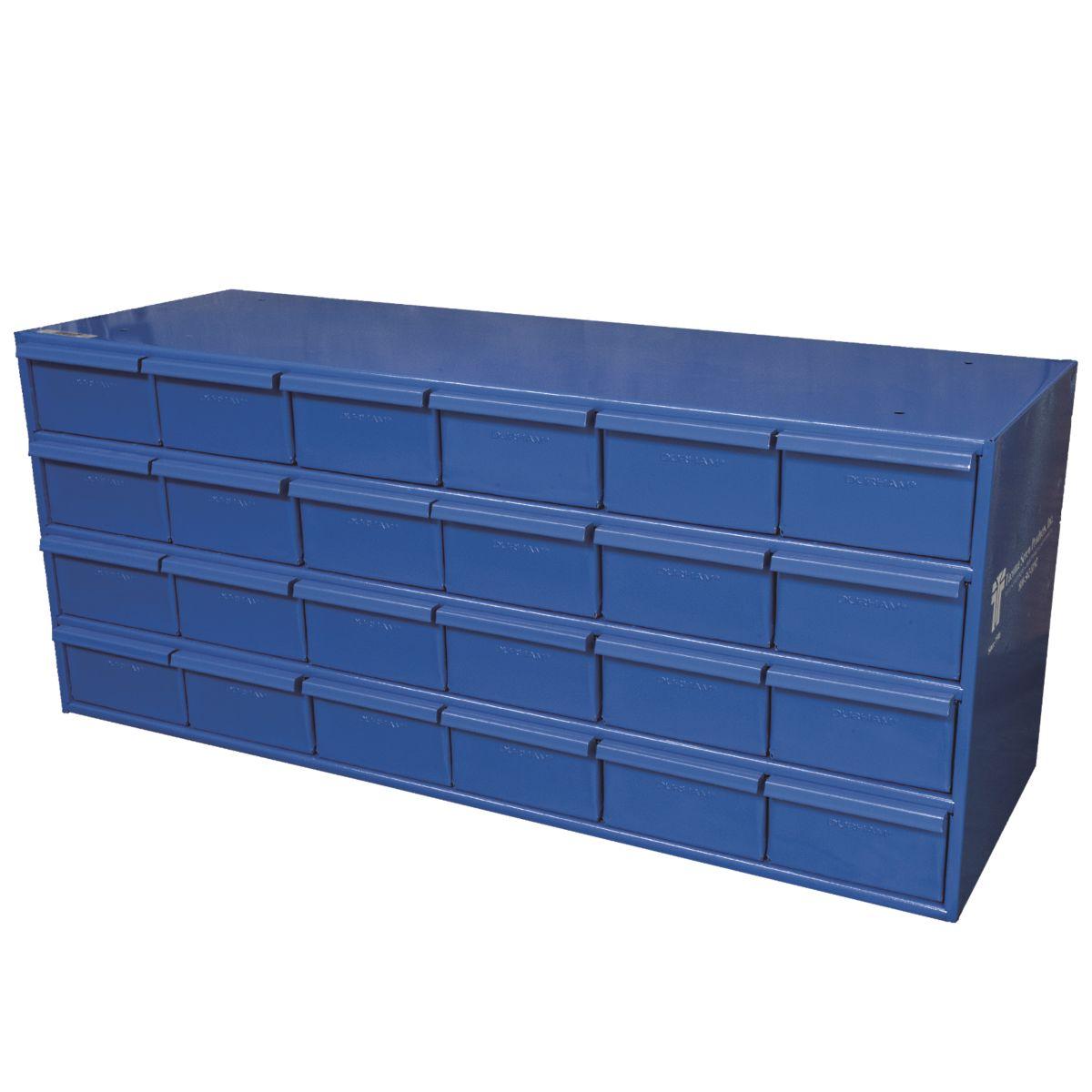 Durham 24-Drawer Storage Cabinet