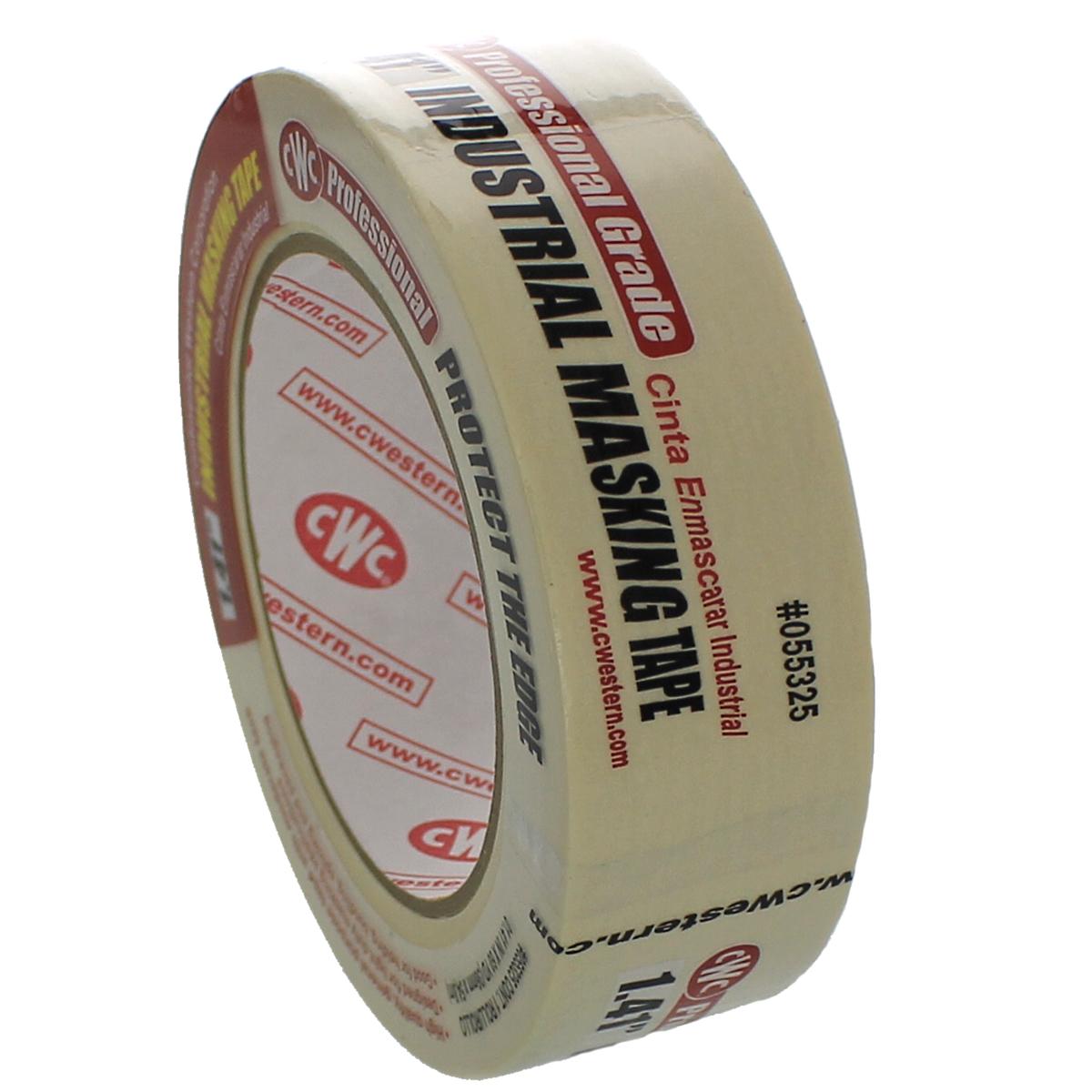 "1-1/2"" x 60 yd. Industrial Masking Tape"