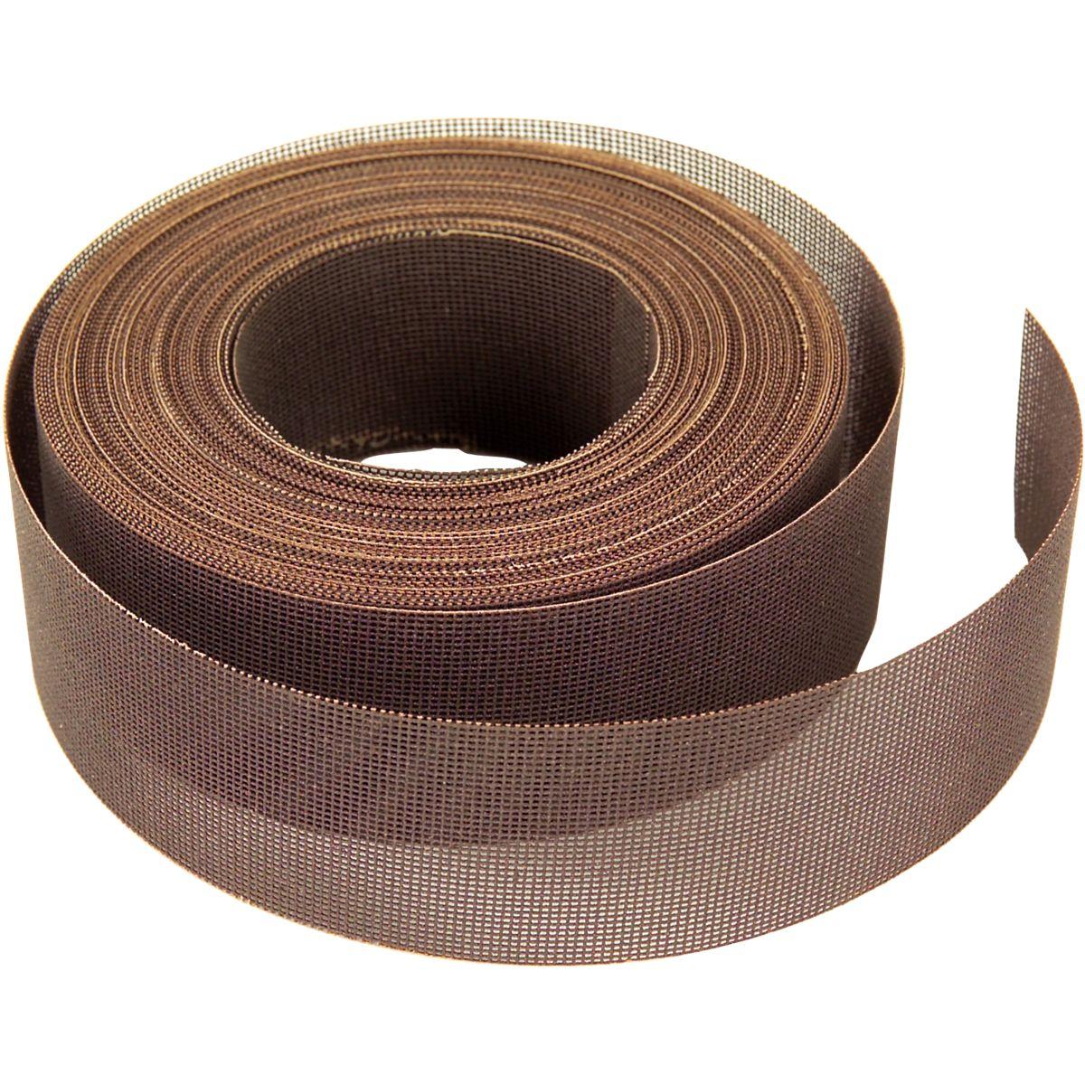 "1-1/2"" x 25 yds. 120 Grit Screen Cloth Roll"