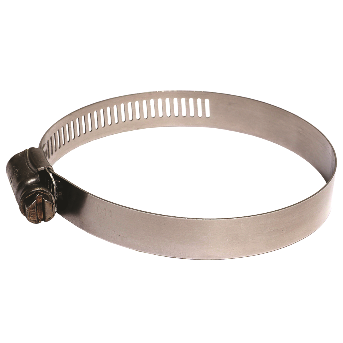 #10 Hose Clamps — All Stainless, 10/PKG