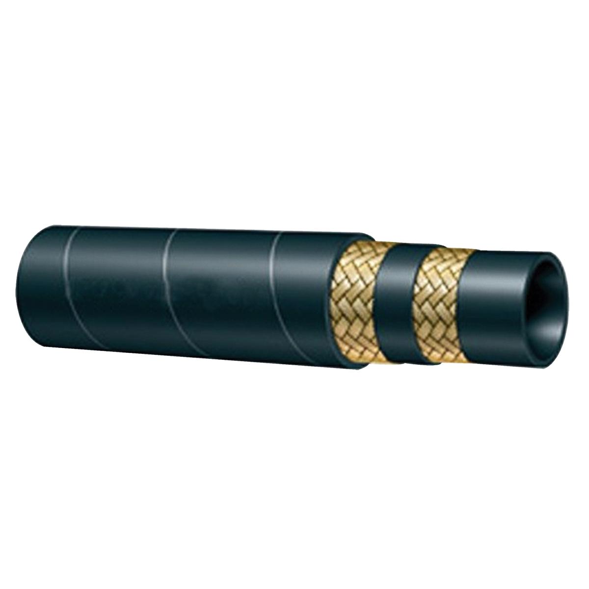 """1"""" Hydraulic Hose — Dura-Hyd Abrasion Resistant Hi-Pressure SAE 100R17"""