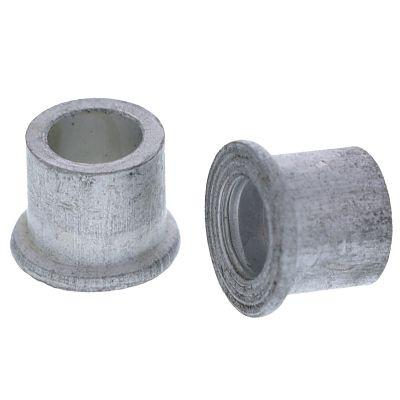 "1/4"" Magna-Grip Standard Collar Flange, Aluminum, 100/PKG"