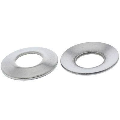 "1/2"" x 1"" x .062"" Belleville Washers — 18-8 Stainless Steel, 100/PKG"
